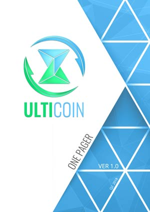 ULTI Coin onepager
